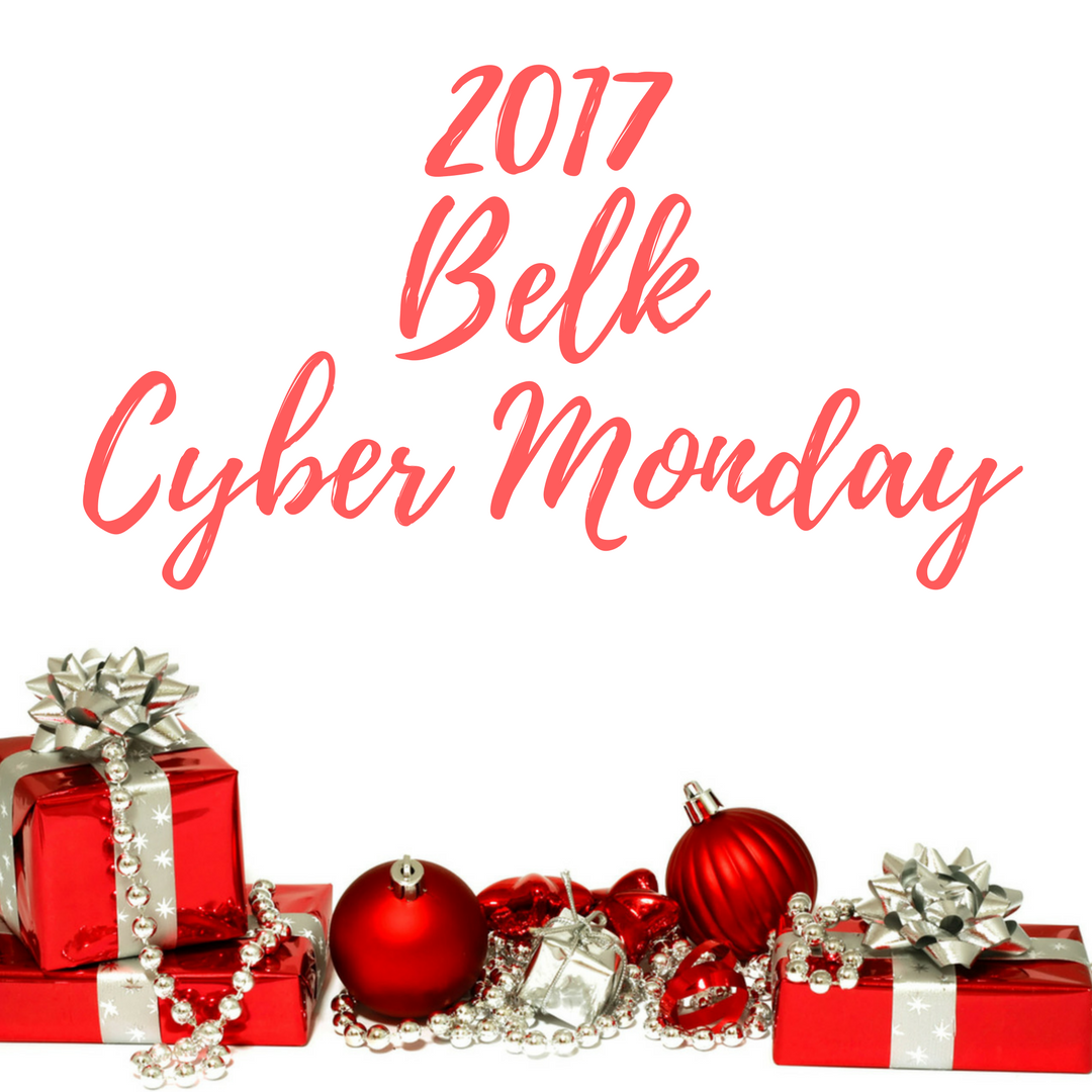 2017 Belk Cyber Monday