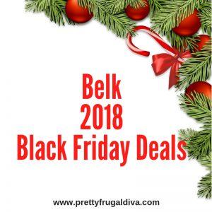 Belk 2018 Black Friday Deal