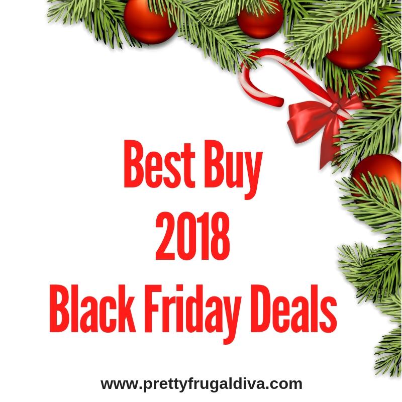 2018 Best Buy Black Friday Sales Ad