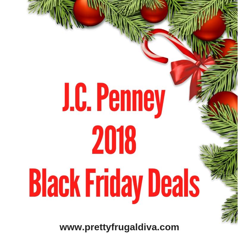J.C. Penney Black Friday Sales Ad-2018 J.C.Penney Black Friday Anuncio de venta