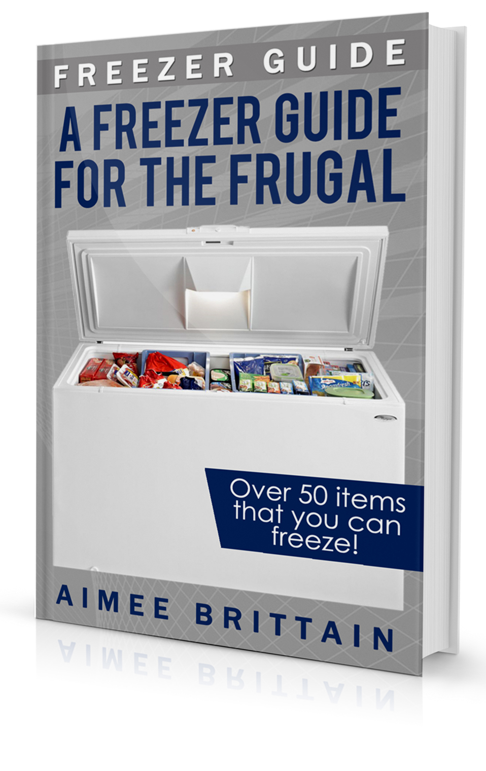 freezer guide by Aimee Brittain