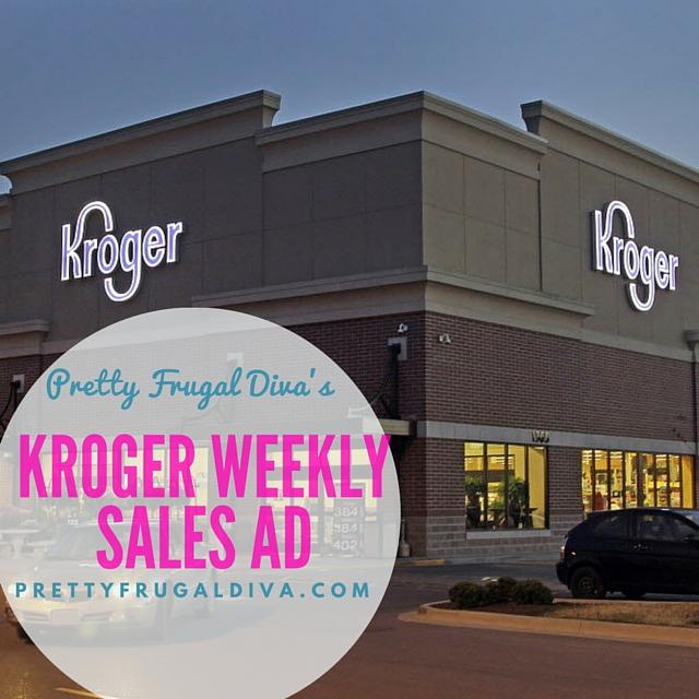 Kroger Weekly Sales Ad 8/26 – 9/1
