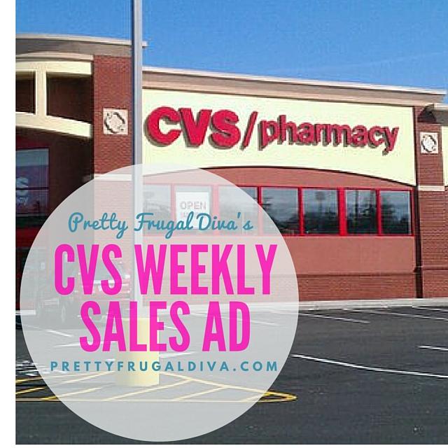 CVS Weekly Sales Ad 4/30 -5/6