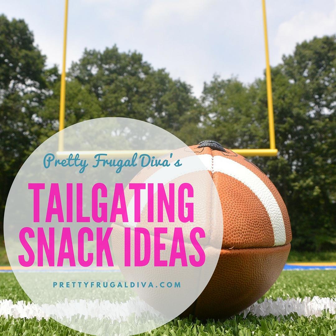 Tailgating/ Football Snacks